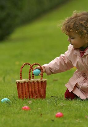 Pâques : le top des chasses aux œufs en France