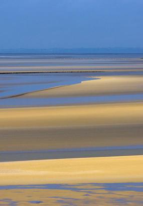 PHOTOS - Le Mont-Saint-Michel à marée basse