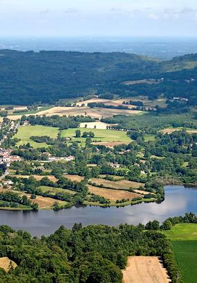Les Monts de Blond : légende du Limousin