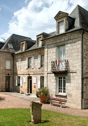Brive-la-Gaillarde, entre Limousin et Corrèze