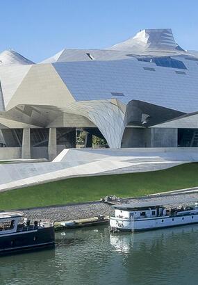 Musée des Confluences : un muséum futuriste à Lyon