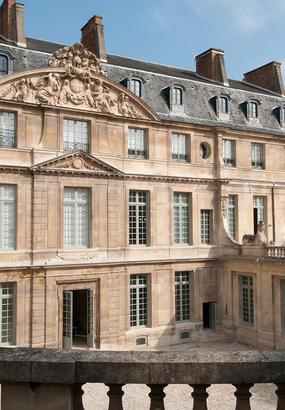 Hôtel Salé dans le Marais