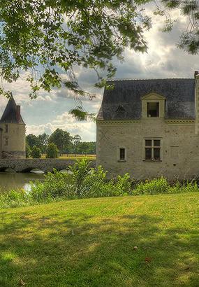 Locculte et mystérieux château de Plessis-Bourré