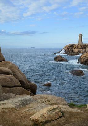 Ploumanac'h, un des plus beaux villages de Bretagne