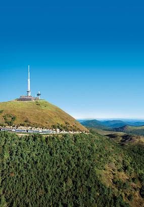 Puy de Dôme : un train vers le domaine des dieux