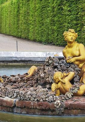 Versailles en été : dAnish Kapoor aux Grandes Eaux