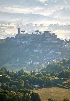 Turenne, une fière commune de la Corrèze
