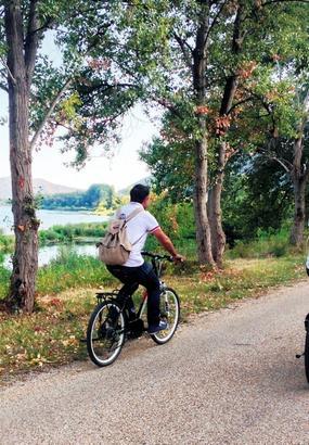 ViaRhôna : à vélo le long du Rhône