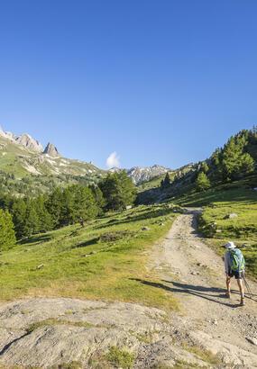 3 randonnées sauvages, entre vallée de la Clarée et vallée Étroite