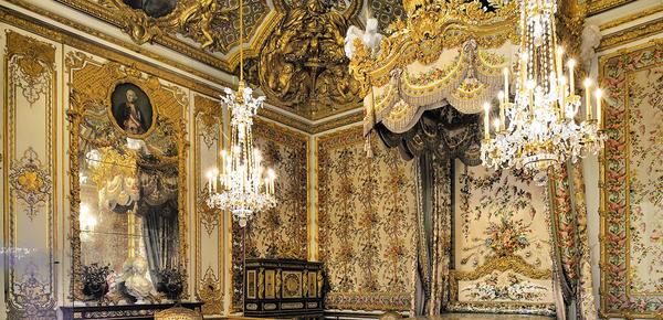 Le grand appartement de la Reine