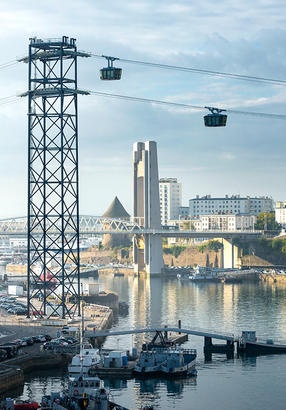 téléphérique de Brest