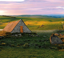 paysage aubrac