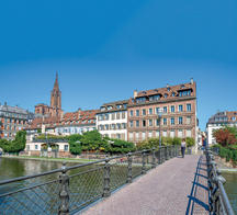 Passerelle Strasbourg