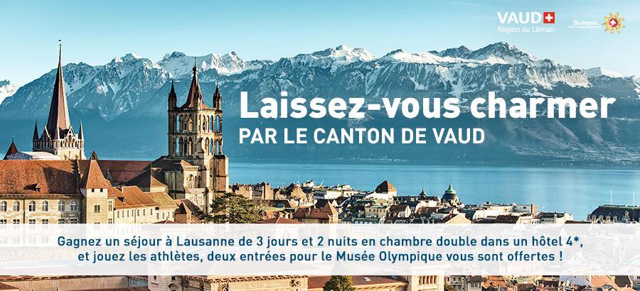 Jeu Détours en Suisse canton de Vaud