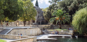 Nîmes, balade dans une ville romaine