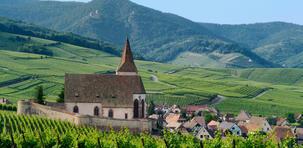 Les plus beaux villages d'Alsace à visiter