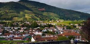 Saint-Jean-Pied-de-Port, cité historique sur le chemin de Compostelle