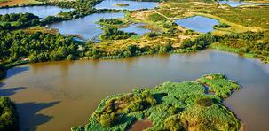 Les étangs de la Brenne : l'invention d'un paysage