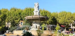 Les plus belles fontaines françaises