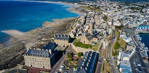 Granville, la grande rivale de Saint-Malo