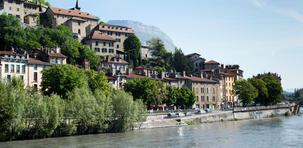 Grenoble, l'alchimie des époques
