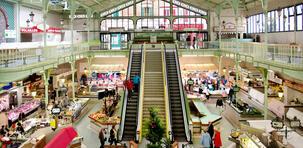 Top 10 des plus belles halles de France