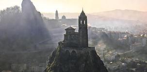 Via Podiensis - Chemin de Compostelle Puy-en-Velay