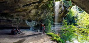 Les plus belles cascades d'Ardèche