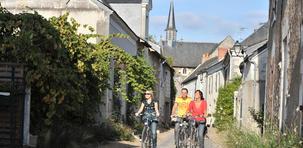 Béhuard, l'île de la Loire