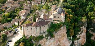 Les Gorges de l'Aveyron à vélo