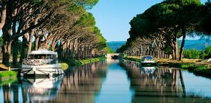 EN KIOSQUE : l'aventure du canal du Midi, de la « ville rose » à la Grande Bleue