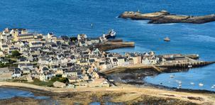 L'île de Sein, mythique et résistante