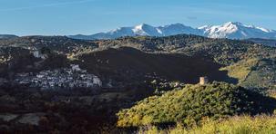 Castelnou, la vigie des Aspres