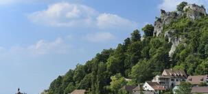 Ferrette, un des plus beaux villages d'Alsace