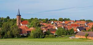 Hunspach, en Alsace, élu «village préféré des Français» 2020