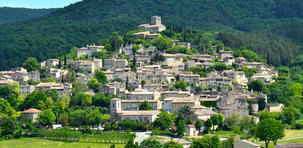 Top 25 des plus beaux villages perchés de France