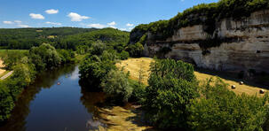 La vallée de la Vézère : le berceau de l'homme