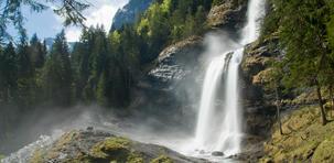 Tour de France des cascades extraordinaires