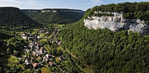 Franche-Comté : une nature secrète et hospitalière