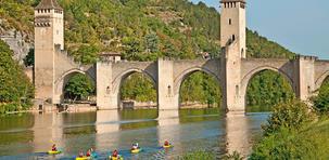 Cahors, la capitale du Quercy