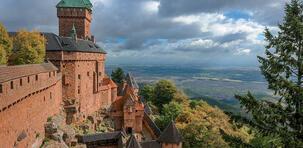 Les châteaux forts à visiter absolument en 2019