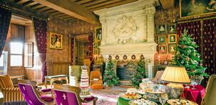 Passez Noël aux châteaux de la Loire