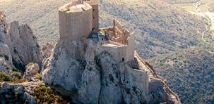 Châteaux cathares : les citadelles du vertige