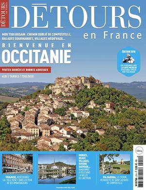 Couverture magazine Détouors en France n° 210