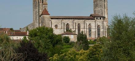 La collégiale Saint-Pierre à La Romieu