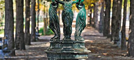 Fontaine Wallace à Paris
