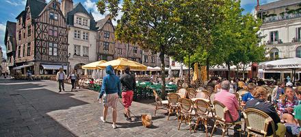 Berges de la Loire à Tours