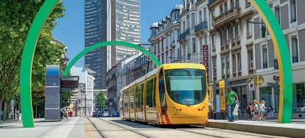 Mulhouse tramway