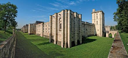 Les châteaux forts à visiter