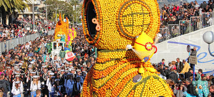 Fête du Citron de 2014